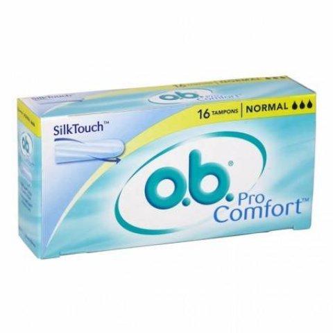 OB tampon procomfort normál - 16 db