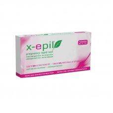 X-epil terhességi gyorsteszt csík - 1 db