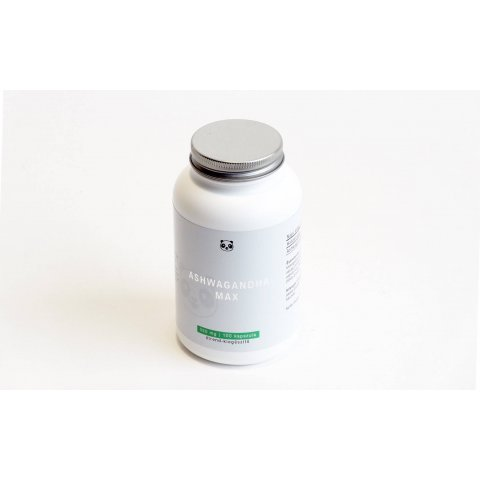 Panda Nutrition - Ashwagandha MAX (100 kapszula)