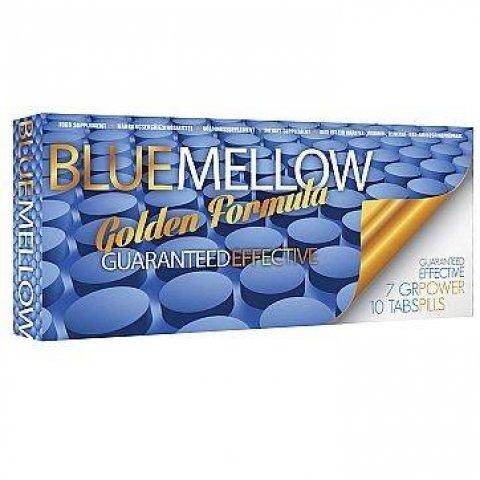 Blue Mellow Erection Tabletta Férfiaknak 10db