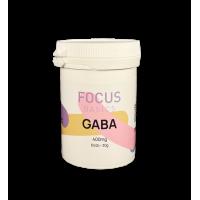 FOCUS GABA kapszula - 60 db