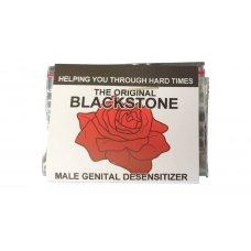 Black Stone - Késleltető Kő Férfiaknak (TÖBBSZÖRI HASZNÁLATRA)