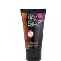 DieHard pénisznövelő krém - 50 ml