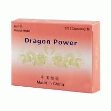 Dragon Power Kapszula Férfiaknak 3db