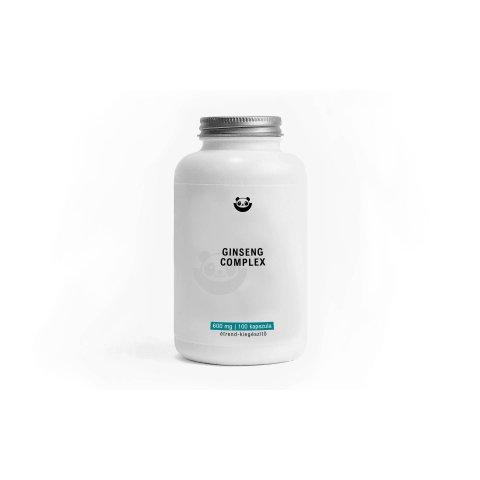 Potencianövelő | Panda Nutrition - Ginseng Complex 600mg (100 kapszula)