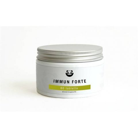 Panda Nutrition - Immun Forte (60 tabletta)