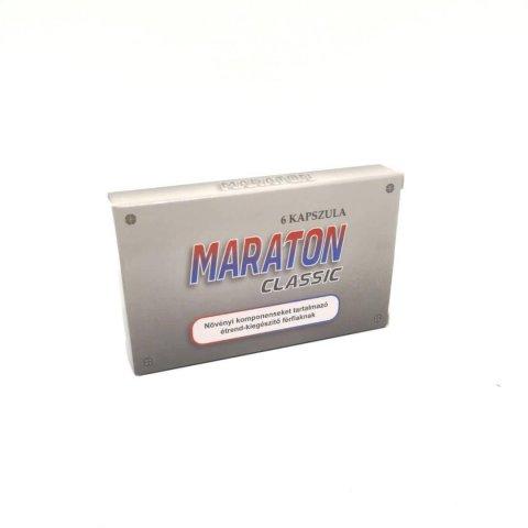 Potencianövelő | Maraton Classic Kapszula Férfiaknak 6db