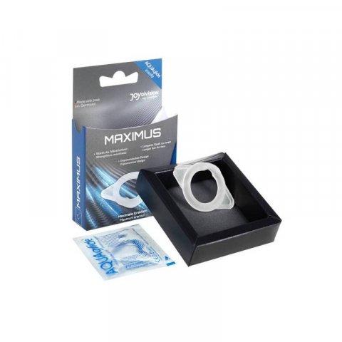 Maximus potenciagyűrű - áttetsző (2,2cm)