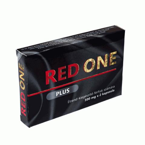 Red One Plus Kapszula Férfiaknak 2db
