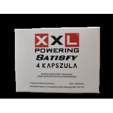 XXL Powering Satisfy Kapszula Férfiaknak 4db