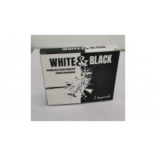 Potencianövelő   White&Black Kapszula Férfiaknak 2db