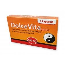 Potencianövelő | DolceVita Plusz Kapszula Férfiaknak - 2 db