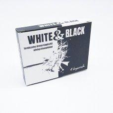 Potencianövelő | White&Black Kapszula Férfiaknak 4db