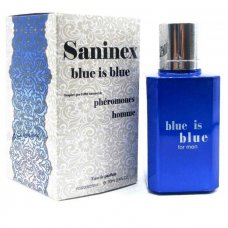 Saninex Pheromones for Men Blue is Blue feromonos parfüm férfiaknak 100ml