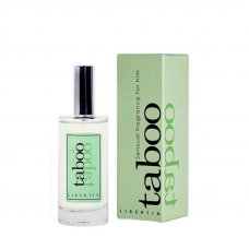 Taboo For Him Feromon parfüm Férfiaknak 50ml