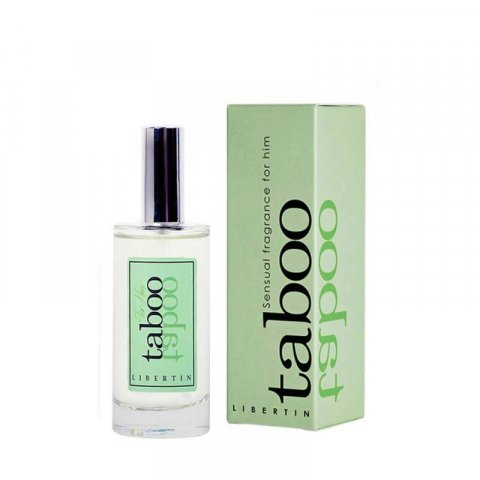 Taboo For Him Feromon parfüm Férfiaknak 50ml