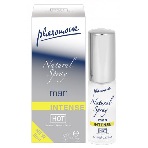HOT Intenzív Natúr Feromon parfüm férfiaknak 5ml
