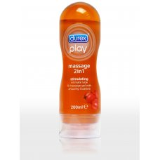 Durex Play 2in1 masszázsolaj (Guaranával) -200ml