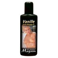 Vaníliás masszázsolaj - 100ml