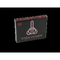 Potencianövelő   Titán Power Kapszula Férfiaknak 3 db