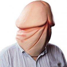 Latex péniszes maszk