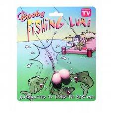 Mell formájú horgászcsali