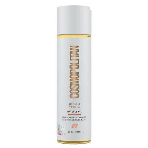 Cosmopolitan Kissable - parabén-mentes masszázsolaj - vanília (120ml)