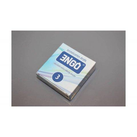 ENGO Extra vékony óvszer 3db