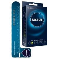 MY SIZE Egyedi méret óvszer - 49mm (10db)