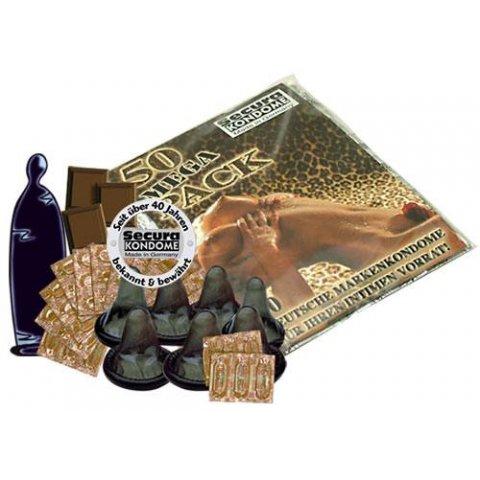 Csokoládés óvszer (3db)