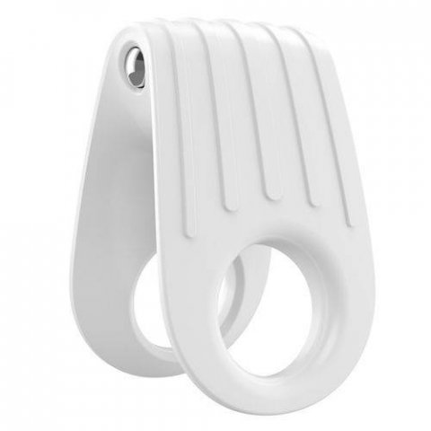 OVO B12 péniszgyűrű - fehér