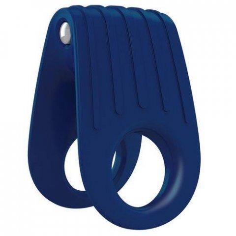 OVO B12 péniszgyűrű - kék