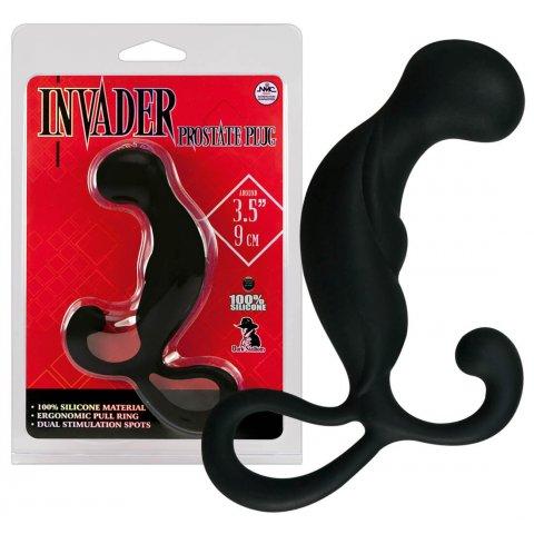 Invader - keskeny prosztatadildó