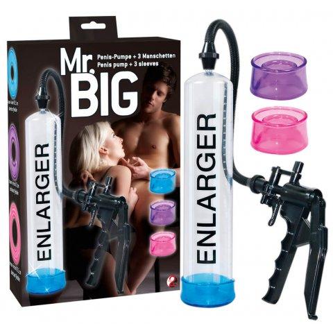 Mr. Big - péniszpumpa