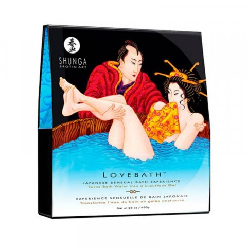 Shunga óceáni kísértések - gélképző fürdőszobai kiegészítő