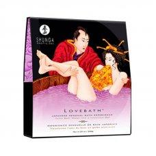 Shunga érzéki lótusz - gélképző fürdőszobai kiegészítő