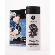 Shunga dragon sensitive forrósító és hűsítő krém 60ml