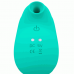 Ritual Shushu - Léghullámos csiklóizgató Vibrációval - Aqua szín