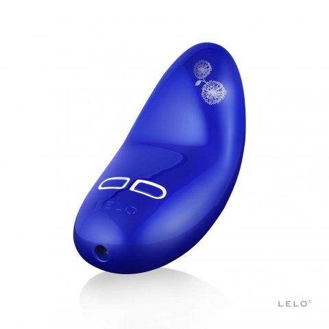 LELO Nea 2 - vízálló csikló vibrátor (kék)
