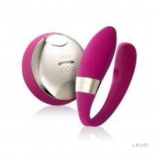 LELO Tiani 2 - szilikon párvibrátor (pink)