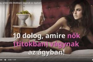 szex bemutató videók