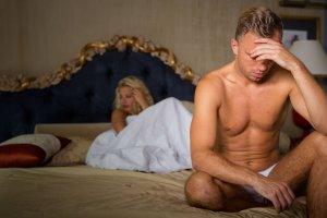 Így oldjátok a feszültséget, ha nem jön a várva várt erekció