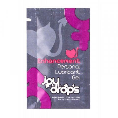 Joy Drops Izgató, vágyfokozó gél nőknek - 5ml tasak