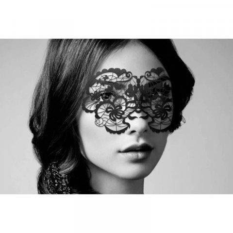 Bijoux Indiscrets szemmaszk - Fekete