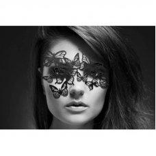 Bijoux Indiscrets pillangós szemmaszk - Fekete