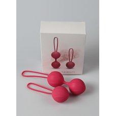 Cotoxo Cherry - 2 részes gésagolyó szett (piros)