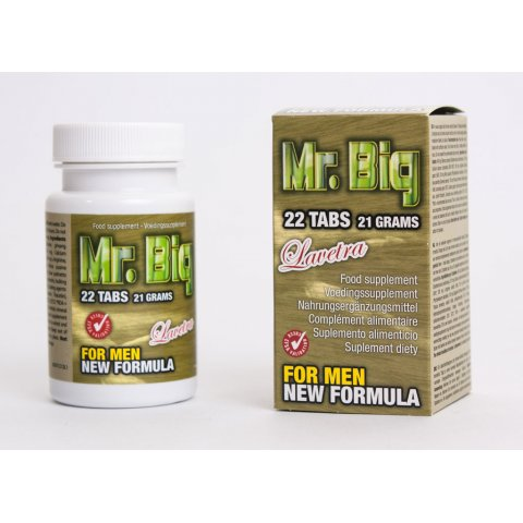 Mr. Big Tabletta férfiaknak 22db