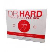 Potencianövelő | Dr. Hard Kapszula Férfiaknak 4db