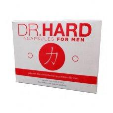 Dr. Hard Kapszula Férfiaknak 4db