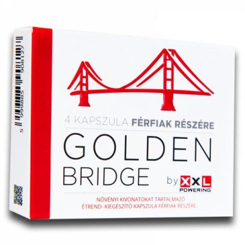 Golden Bridge Kapszula Férfiaknak 4db